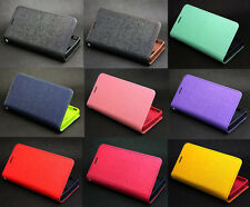 Deluxe Wallet Leather Skin Flip + Tpu Case Cover For Sony Xperia ZR M36h C5502