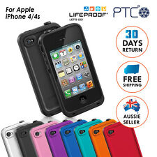 GENUINE LifeProof Case Cover for Apple iPhone 4 4s Water Dust Shock Snow Proof