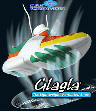 Glagla Classic Ventilated Light Boating Fishing Shoes Sneakers Walking Aerobic W