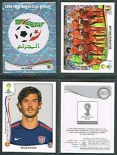 PANINI - World Cup Brazil 2014 Stickers #541 to #600 (from 99p) Discount for  10