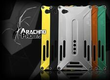 Arachnophobia Aluminum Transformers All Metal Case Cover For Apple iPhone 4 4S