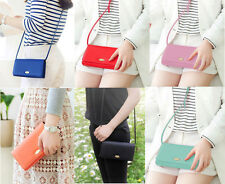 Luxury single shoulder bag hand pouch wallet case cover for Sony Xperia Z1 L39H