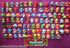 Zomlings In The Town: pick your Gold, Silver & regular figures (List 1) (A-K)