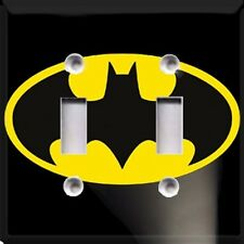 Batman Bat Signal~ Light Switch Cover ~ Home Decor~ Superhero