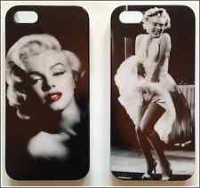 Marilyn Monroe Stylish iPhone 5 5S Hard Plastic Protective Back Cover Case