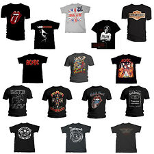 T-Shirts - große Auswahl - The Who - AC/DC - U2 - Jackson - Cooper- Led Zeppelin
