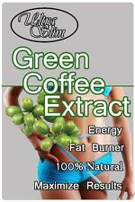 GREEN COFFEE BEAN EXTRACT 2000mg,(120 pills) SLIMMING TABLETS, Fat Burner