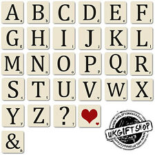 New Personalised Letters Alphabet Coaster Table Place Mat Words Symbols Wedding