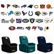 NFL Officially Licensed Coaster Sports Recliners - Various Teams - Free Shipping
