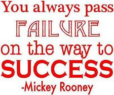 """Mickey Rooney Quote 