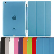 Tri-fold Ultra Slim Magnetic Leather Smart Cover for Apple iPad Air 5 Hard Case