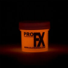 RED Glow in the Dark Paint 1-2oz pot, luminescent, star ceiling, cosmic paint
