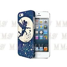 Disney Peterpan Tinker Bell Star 3D Case Cover for Iphone 4 4s 5 5s 5c 6 iPod