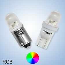 The BEST PINBALL-1 LED RGB SLOW FADING FULL SPECTRUM COLOR CHANGING BULB