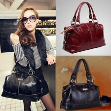 2013 Fashion Vintage Leather Handbag Women Messenger Bags Shoulder Bag
