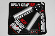 Heavy Grips Hand Grippers PICK ONE GRIPPER + Finger Bands Get Grip Strength NOW