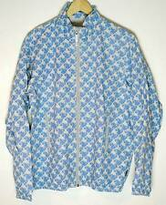 Custom Allover Print Blue Windbreaker Jacket by X-Large