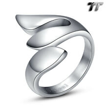 TT Stainless Steel Party Dress Ring (R256)