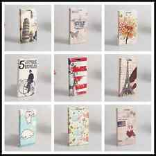 Classic Vintage Cute PU Leather wallet slots stand Cover Case For LG L70