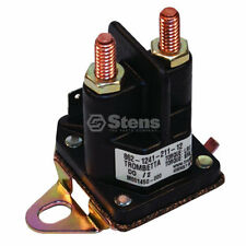 12 Volt Double Pole Starter Solenoid AYP Husqvarna Lawn Mowers  532 19 25-07