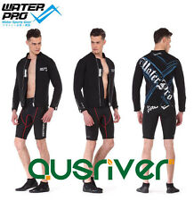 Black Men Women Water Pro Snorkeling Wetsuit 3.5mm Comfortable Jacket Winter