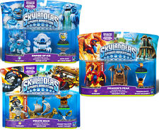 Skylanders Spyro's Adventure Triple Packs New & Sealed ALL CONSOLES ALL GAMES