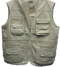 Men's THIN Vest Lightweight 12 Pockets for Hunting Fishing Photography Traveling