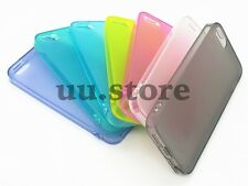 """Matte Soft Silicone Gel Rubber Case Cover ANTI-DUST for iPhone 6 4.7"""" 5.5"""" 5s 4s"""