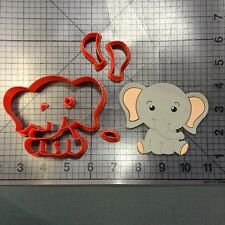 Baby Elephant Cookie Cutter Set