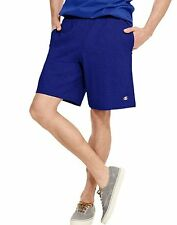 Champion Authentic Cotton Jersey 9-Inch Men's Shorts with Pockets - style 85653