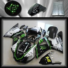 Sale! Bolts+Windshield+ABS Fairing Kits For Yamaha 2000-2001 YZF R1 YZF-R1