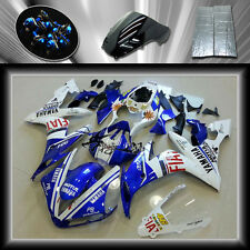 Sale! Bolts+Windshield+ABS Fairing Kits For Yamaha 2004-2006 YZF R1 YZF-R1