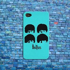 Pretty Cool Mint Cute Beatles Music Phone Case iPhone 4 4s iPhone 5 5s 5c 6 Cool