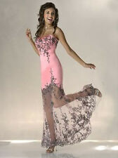 New Style Wedding Bridal Gown/Prom Ball Party Evening dresses 2 4 6 8 10 12 14+