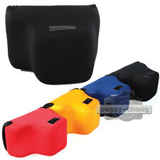 4 Color Neoprene Soft Camera Protect Case Bag Cover For Sony Cyber-Shot DSC-RX10