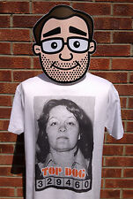 Prisoner Cell Block H / Top Dog / Bea Smith - Male T Shirt - Val Lehman