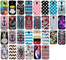 For Samsung Galaxy S4 Mini i9190 Snap On Protector Rubberized Cover Phone Case