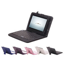 "iRulu Tablet New Black 7"" 8GB Android 4.2 Dual Core Camera w/ Keyboard"