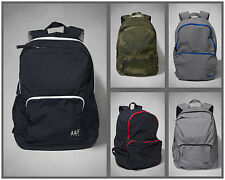 NWT Abercrombie & Fitch Mens  Backpack  2014 AF A&F New