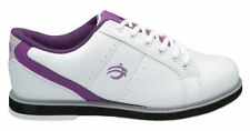 BSI Model 460 White/Purple Womens Bowling Shoes
