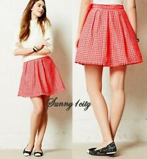 NEW LP Anthropologie Coquelicot Skirt By Yoana Baraschi $188 5 Star Reviews RARE