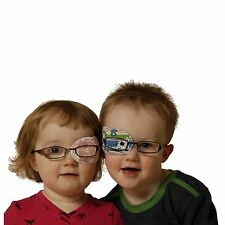 Kids Occlusion Medical Eye Patch For Lazy Eye (Left Eye)