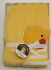 Carters Hooded Baby Bath Towels Ebay