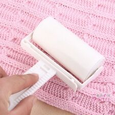 3033 Clothes Carpet Clean Tearing Sticky Lint Roller Remover Tear Sticky Roller^