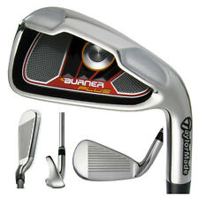 Taylormade Burner Plus Iron Set RH #4-PW, AW Steel (NEW)