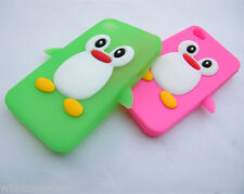 Good Quality Silicone/Gel/Rubber Back Case Cover For Apple iphone 4G 4S