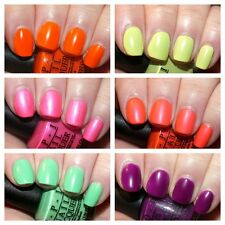 OPI Neon 2014 Collection ***NEW*** PERFECT FOR SUMMER!!