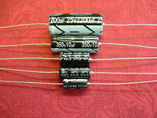 Pack of 5 Electrolytic Capacitors 100uF - 2200uF 25V Axial RoHS Unicon
