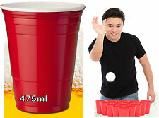 beer pong red cup us college studenten 8 500 stk 475 ml. Black Bedroom Furniture Sets. Home Design Ideas