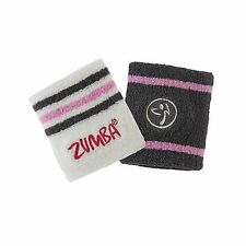 "Zumba Sweat My Wristbands  ~ 2 pack   ""BRAND NEW"""